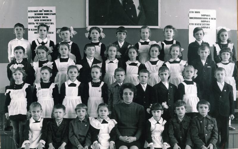 А школа 13 выпуск 1985